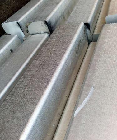 Aluminum ingots. Transportation of aluminum for export.