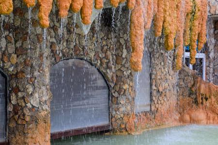Pam Thermal Hotel, Hot spring mineral medicinal water.