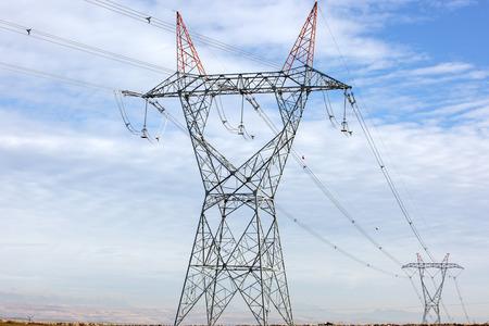 High Voltage Line