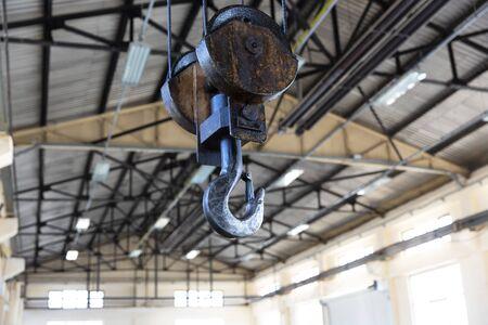 Metal Crane Hook