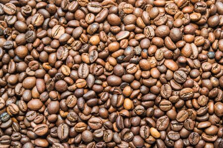 invigorate: coffee background Stock Photo
