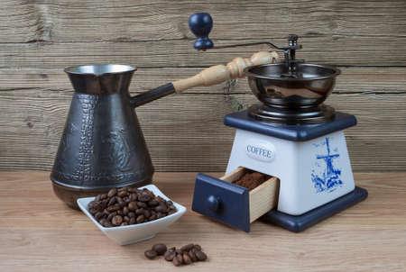 invigorate: Preparation coffee