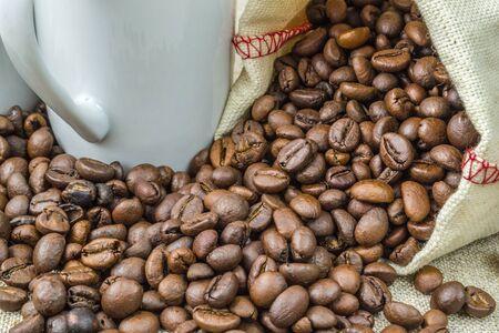 invigorate: cup coffee amongst integer bob