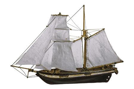 the furlough: Sailing ship