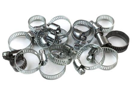 variable: Metallic collar Stock Photo