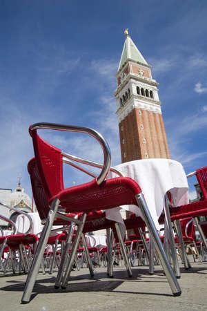 city of venice veneto italy photo