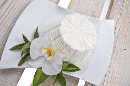 derived from milk, ricotta photo