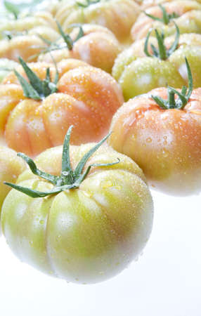 explored: tomato salad Stock Photo