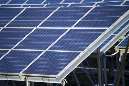 photovoltaic panel: photovoltaic panel