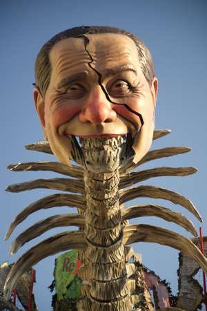 carnival of viareggio italy Stock Photo - 11016981