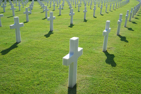 american hero: war cemetery