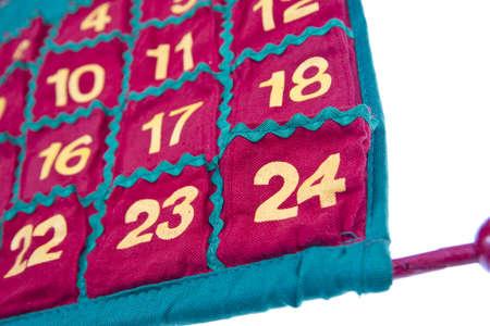 expected: advent calendar