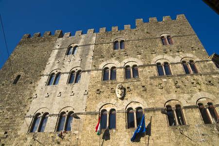 massa: massa marittima in tuscany, italy Editorial