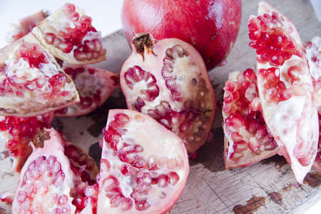 pomegranate photo