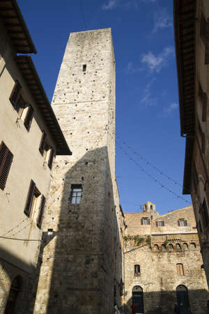san gimignano tuscany italy Stock Photo - 11063456