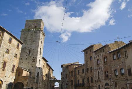 san gimignano tuscany italy Stock Photo - 11063487