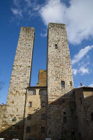 san gimignano tuscany italy Stock Photo - 11063472