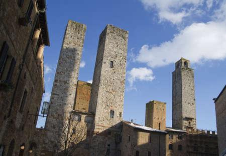 san gimignano tuscany italy Stock Photo - 11063484