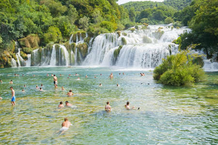 krika waterfall