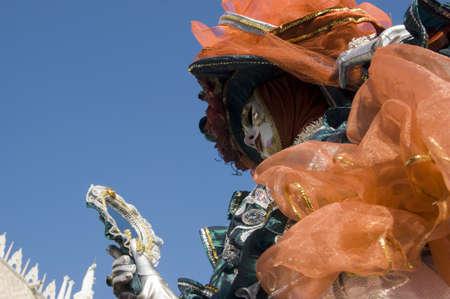 carnival of venice photo