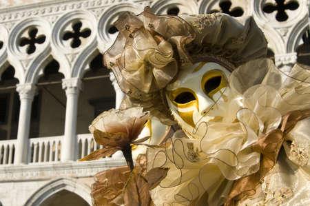 Karneval von Venedig Standard-Bild - 11333672