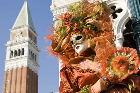 carnival of venice Stock Photo - 11333564