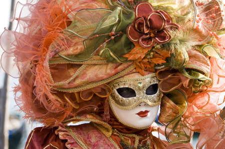 carnival of venice Stock Photo - 11333210