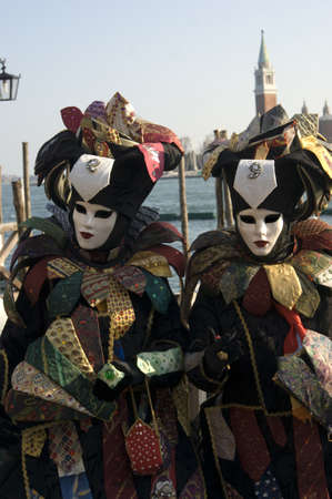 carnival of venice Stock Photo - 11333355