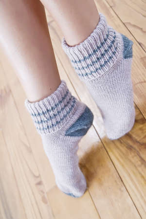 woolen stockings photo
