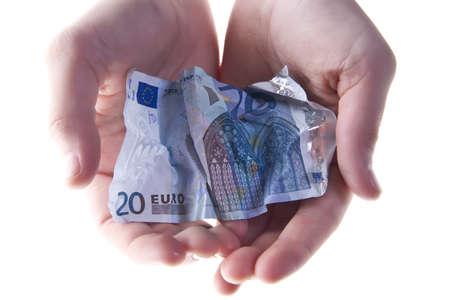 euro area:  depreciation in the euro area