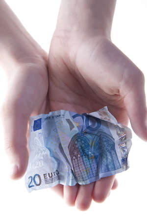 depreciation in the euro area photo