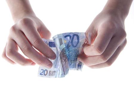depreciation:  depreciation in the euro area