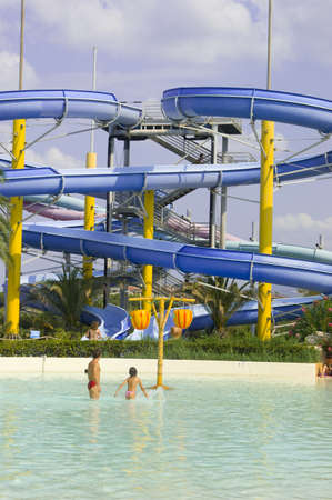 waterpark Stock Photo - 11906700