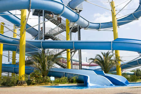 waterpark Stock Photo - 11906198