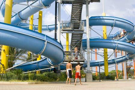 waterpark Stock Photo - 11906705