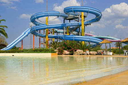 waterpark Stock Photo - 11906702