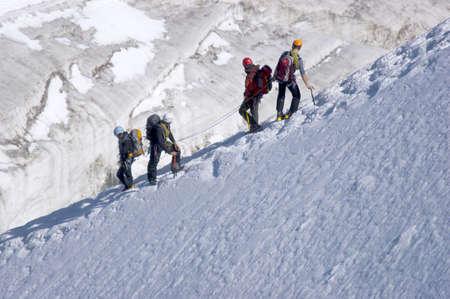 blanc: Italian Alps Mont Blanc