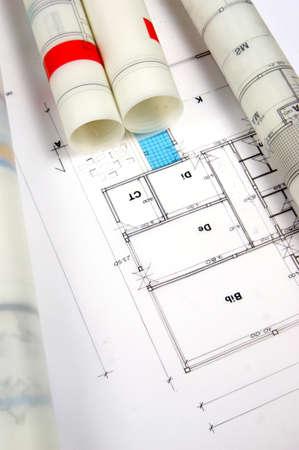 Haus Design Standard-Bild - 12244462