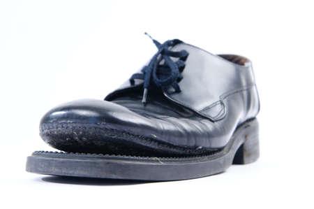 Kaputten Schuh Standard-Bild - 12237706