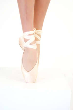 leg warmers: ballerina shoes