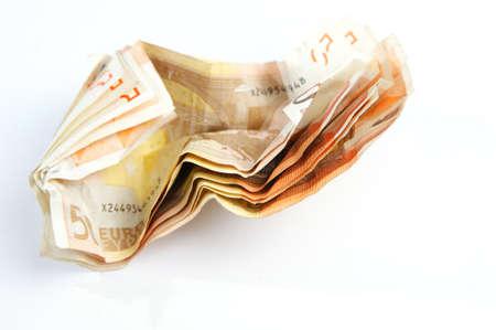 depreciation: euro