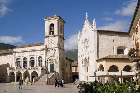 norcia: Norcia Umbria Italy