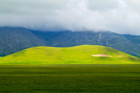 Umbria Norcia Castelluccio photo