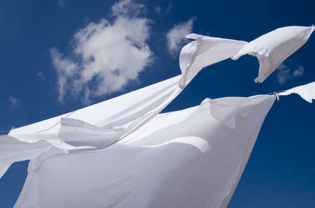 foglio bianco: lavanderia