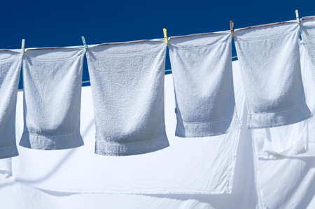 laundry Standard-Bild