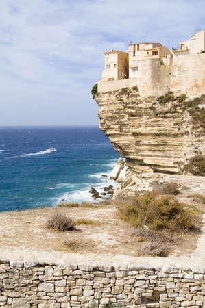 bonifacio Corsica Sardinia Italy Stock Photo - 12775945