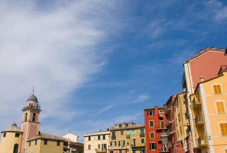 liguria: Camogli Liguria Italy