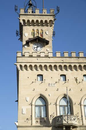 sammarinese: Piazza della libert� della Repubblica di San Marino