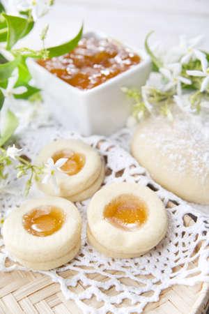 pastries based jam Stock Photo - 13806029