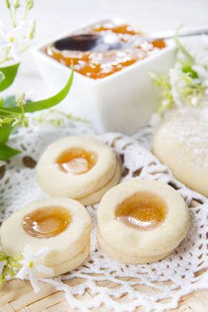 pastries based jam Stock Photo - 13805871